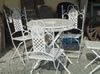 bens garden furniture white