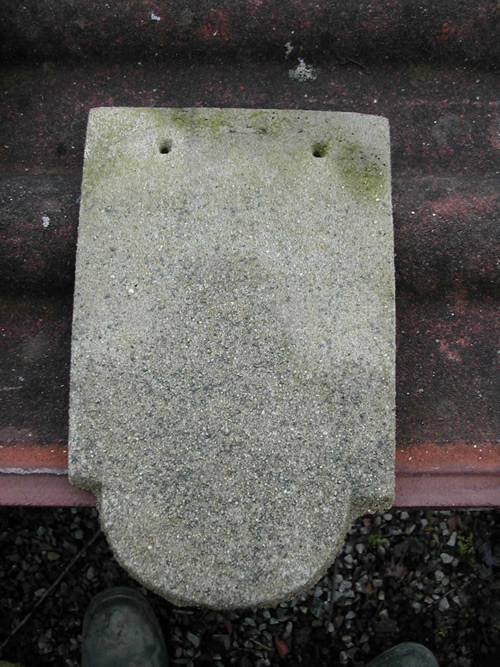 bensreckyard ebay photo concrete scalloped plain tile 8