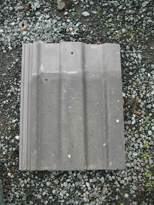 bensreckyard ebay photo Concrete Marley Ludlow Major roof tile 2