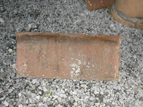 bensreckyard ebay photo Clay ridge tile 18 inch long with bar top 21