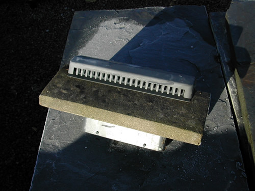 bensreckyard ebay photo Concrete angle vented ridge tile 4