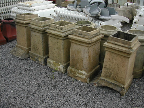 bensreckyard ebay photo Chimney pot Square 1