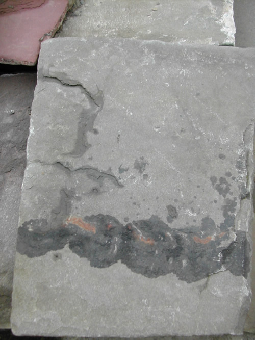 bensreckyard ebay photo Pennant flagstone slightly flakey 3