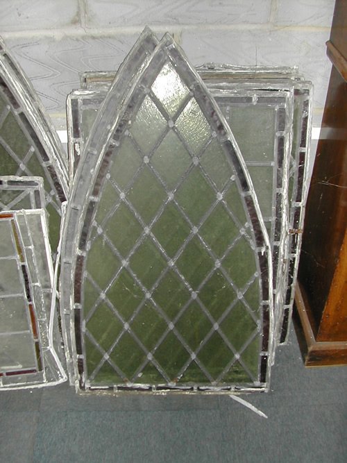 bensreckyard ebay photo Leaded glass window 8