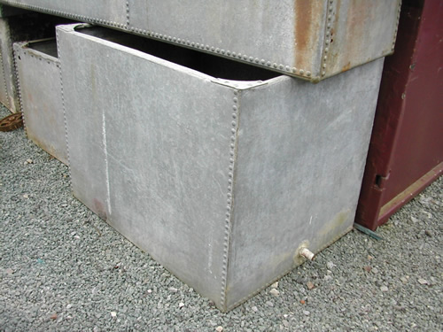 bensreckyard ebay photo Galvanised metal trough 001 1