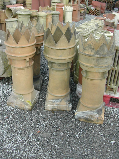 bensreckyard ebay photo Crown pots group of 5 2