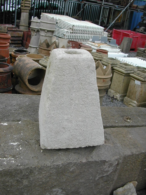 how to make concrete staddle stones