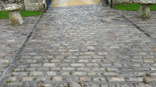 bensreckyard ebay photo Granite cobbles 4