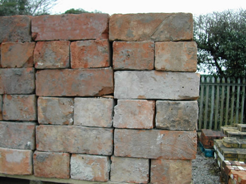 bensreckyard ebay photo Orange bricks from Bristol 2