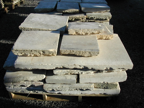 bensreckyard ebay photo Bath stone flagstone 2