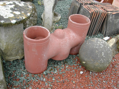 bensreckyard ebay photo Red H chimney pot 3