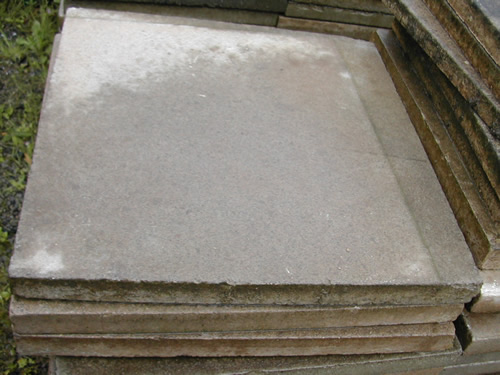 bensreckyard ebay photo Concrete 24 x 24 inch square slabs 5