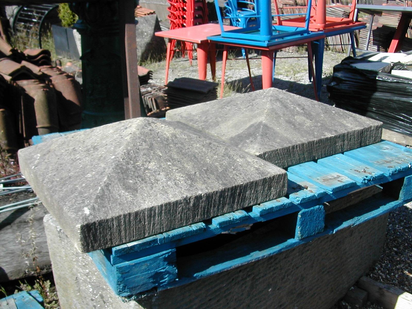 bath stone pier caps | Ben\'s Tiles and Reclamation Ltd