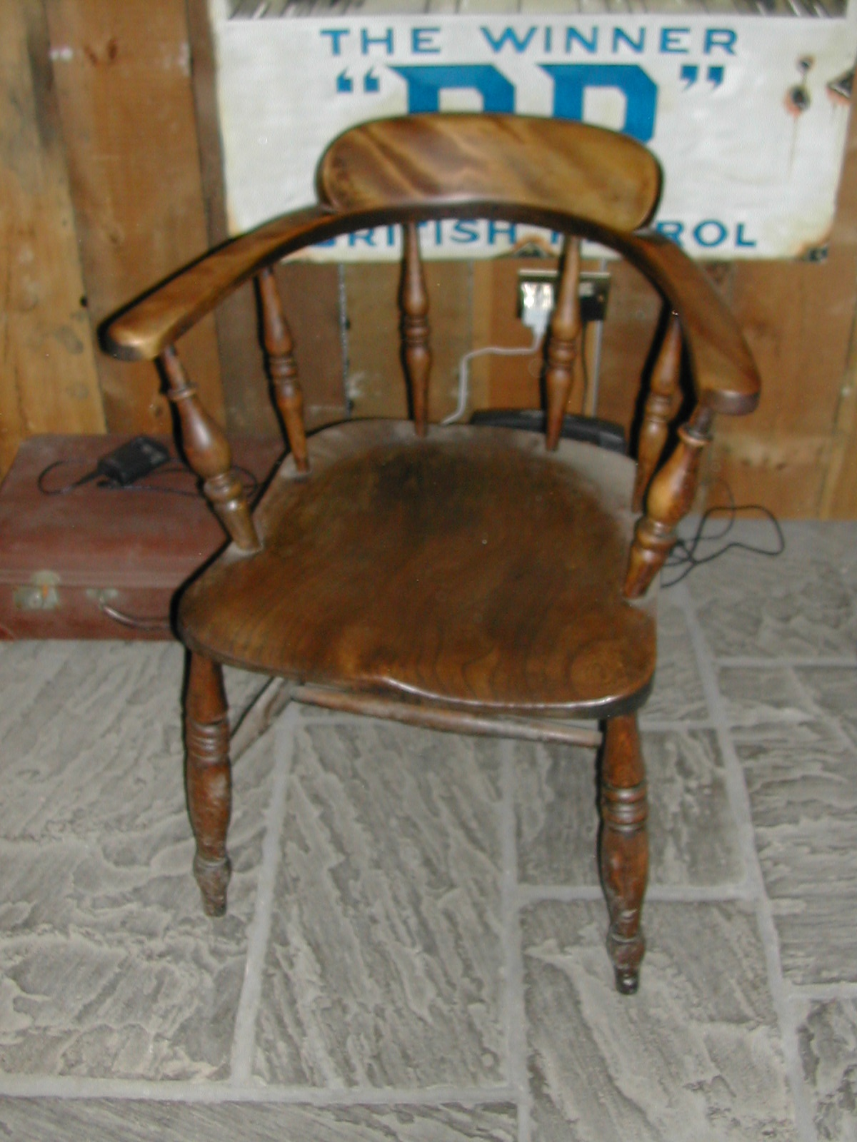 bensreckyard ebay photo Smokers chair 6