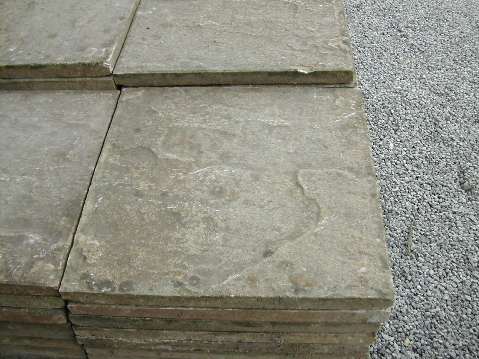 bensreckyard photo Concrete riven slab