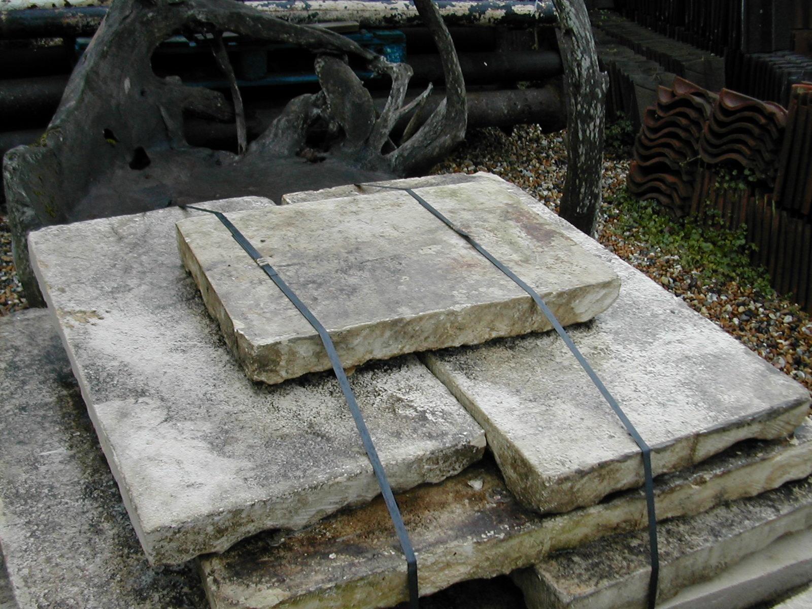 Bath stone flagstone | Ben\'s Tiles and Reclamation Ltd
