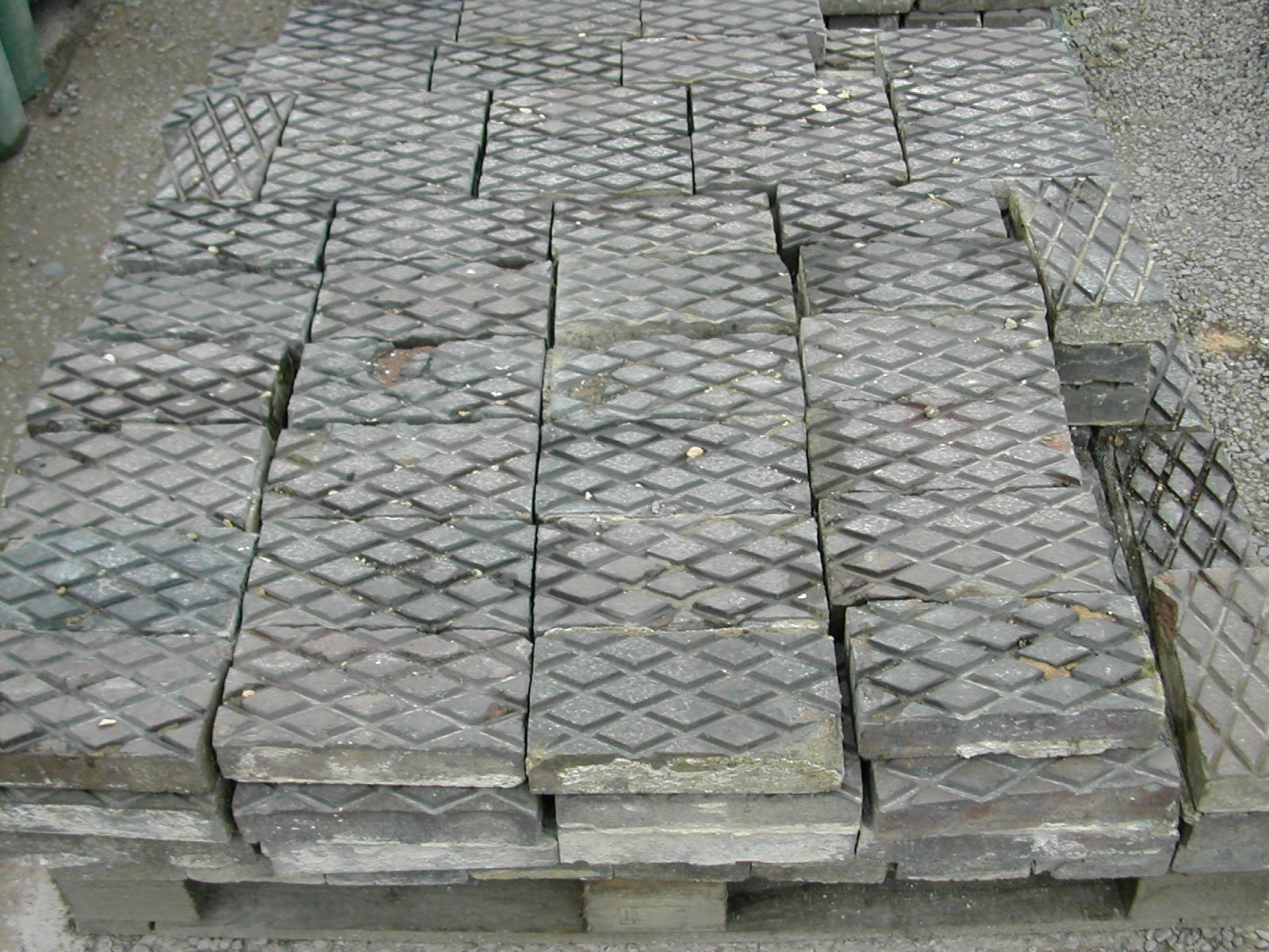 bensreckyard ebay photo Diamond pavers 8