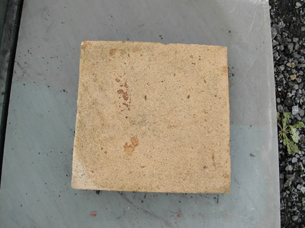 bensreckyard ebay photo Quarry tiles in yellow 6x6 inch 4