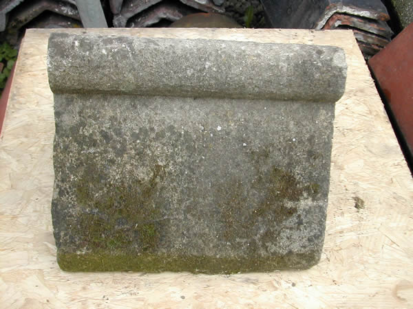 bensreckyard ebay photo Bath stone ridge tile with roll top 20