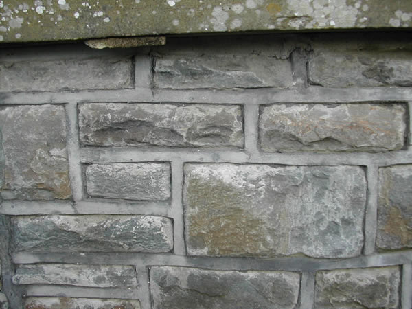 bensreckyard ebay photo Reclaimed block pennant building stone 3