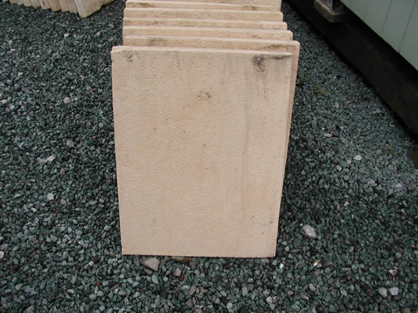 bensreckyard photo New natural stone coping 450mm wide